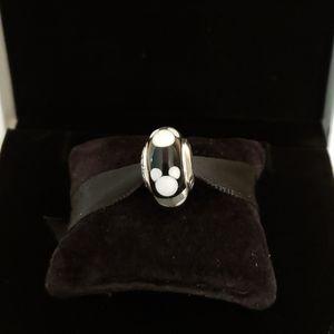Pandora Disney Mickey Murano Glass Bead Charm